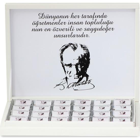Elit Öğretmenler Günü Çikolatası 4
