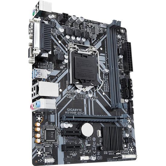 Gigabyte H310M DS2 Intel H310 1151 8. Nesil Soket 2666MHz DDR4 USB 3.1 Anakart