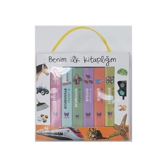 Benim İlk Kitaplığım 6 Kitap Set (Turuncu)