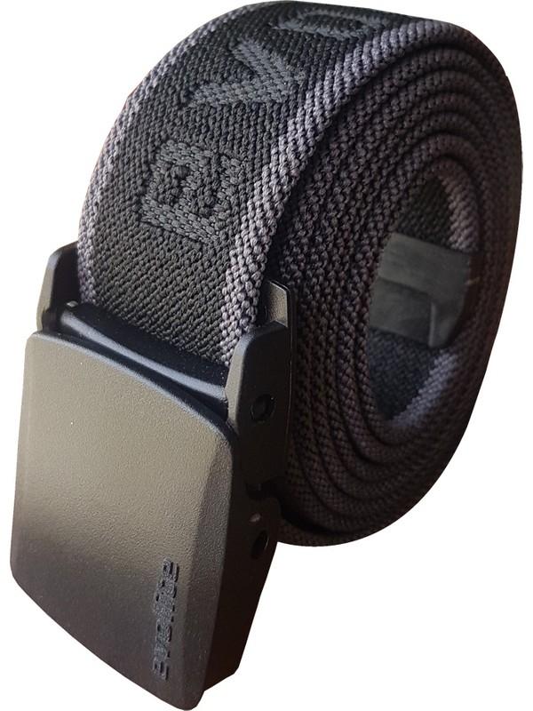 Evolite Stretch Outdoor Kemer - Siyah