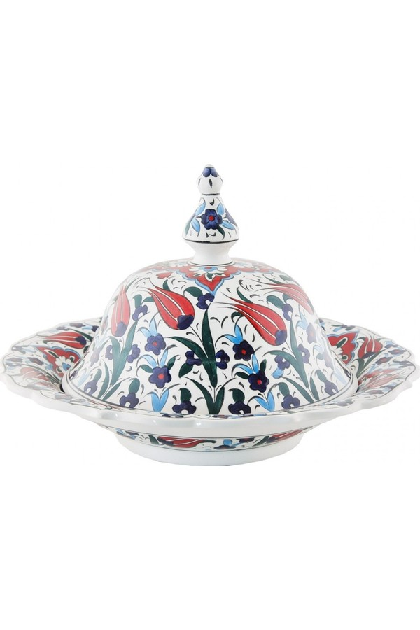 Handmade Ceramic 18 cm pots