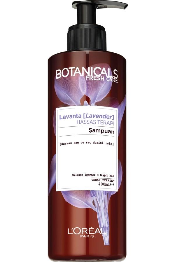 Loreal Paris Botanicals Fresh Care Lavender Sensitive Therapy Shampoo