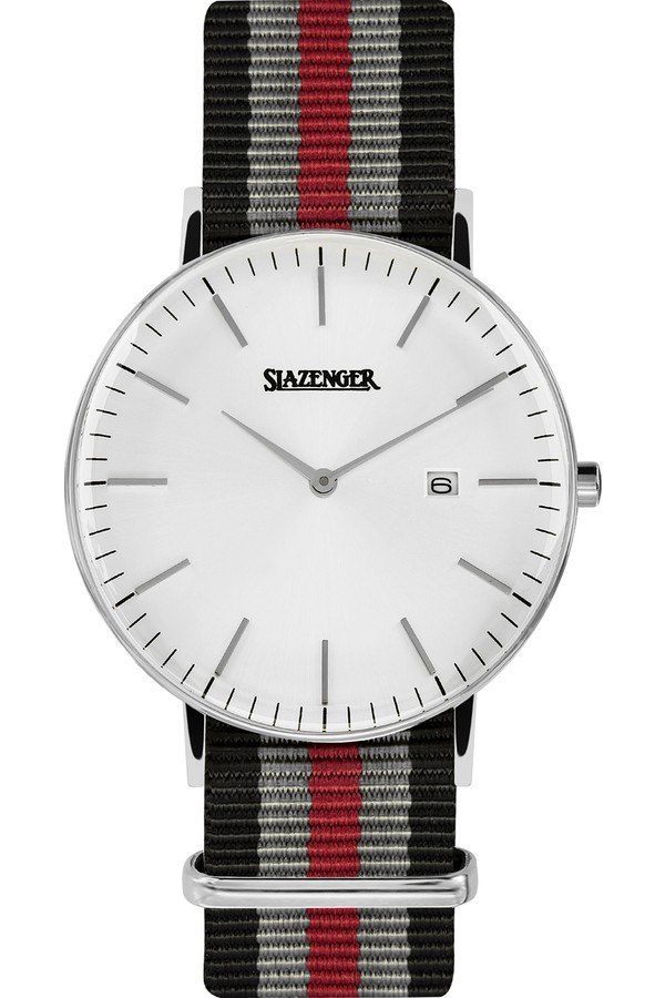 Slazenger Fabric Strap Men's Watch Sl.09.1980.1.15