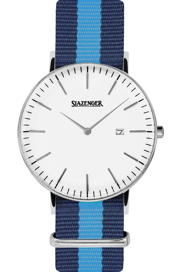 Slazenger Fabric Strap Men's Watch Sl.09.1980.1.16