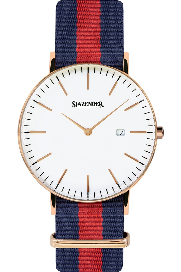 Slazenger Fabric Strap Men's Watch Sl.09.1980.1.17
