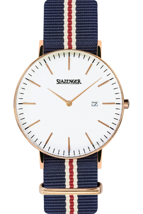 Slazenger Fabric Strap Men's Watch Sl.09.1980.1.18