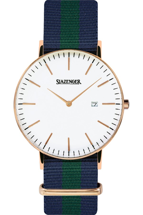 Slazenger Fabric Strap Men's Watch Sl.09.1980.1.02
