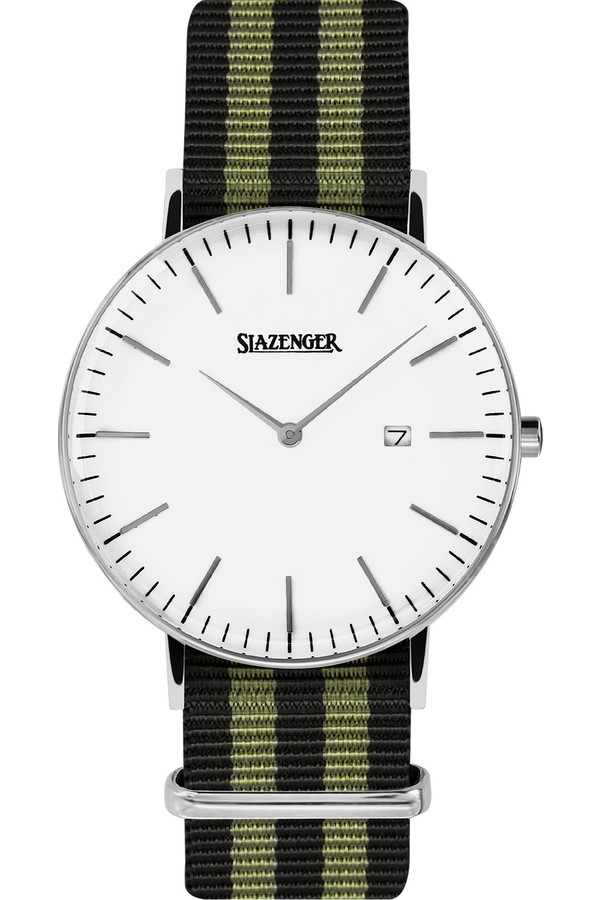 Slazenger Fabric Strap Men's Watch Sl.09.1980.1.20