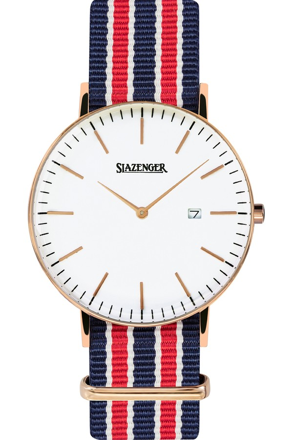 Slazenger Fabric Strap Men's Watch Sl.09.1980.1.21
