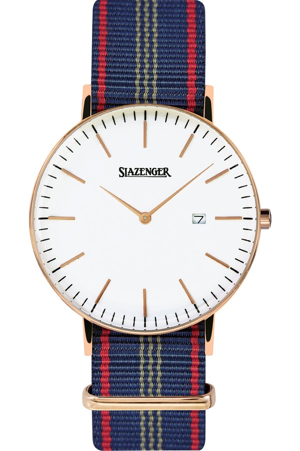 Slazenger Fabric Strap Men's Watch Sl.09.1980.1.06