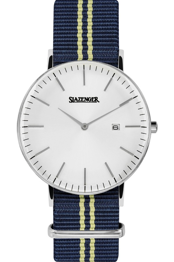 Slazenger Fabric Strap Men's Watch Sl.09.1980.1.09