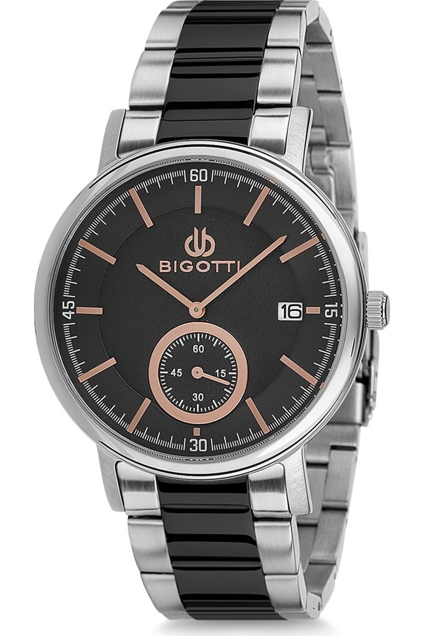 Bigotti Milano Water Resistant Men's Watch 8680161628354