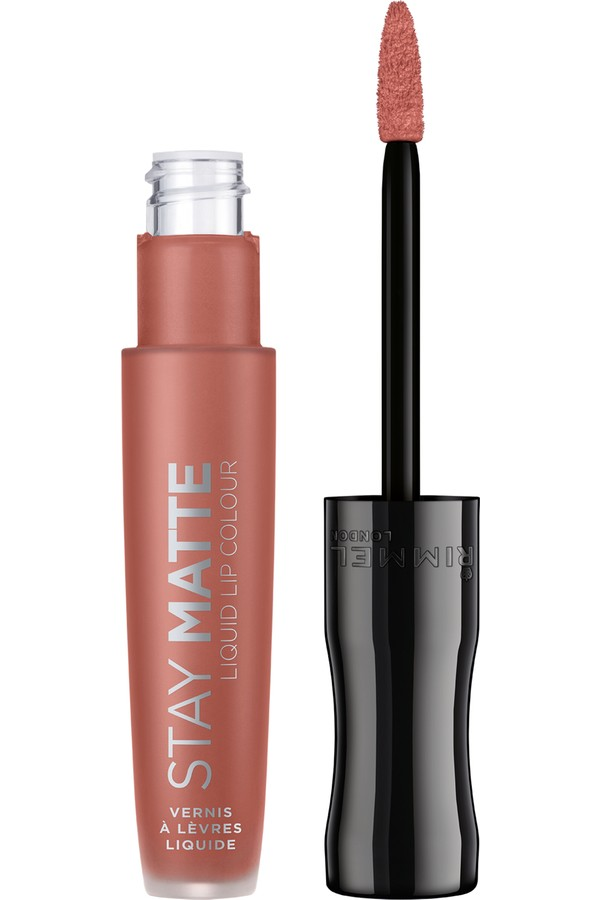 "Rimmel London Stay Matte Liquid Lipstick ""Pink"""