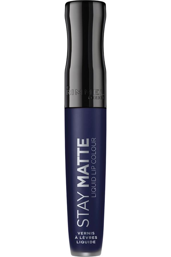 Rimmel London Stay Matte Liquid Lipstick Blue Iris