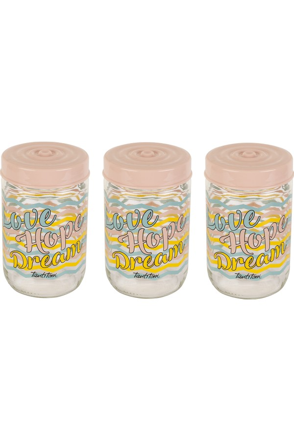 Tantitoni Glass Jar Set