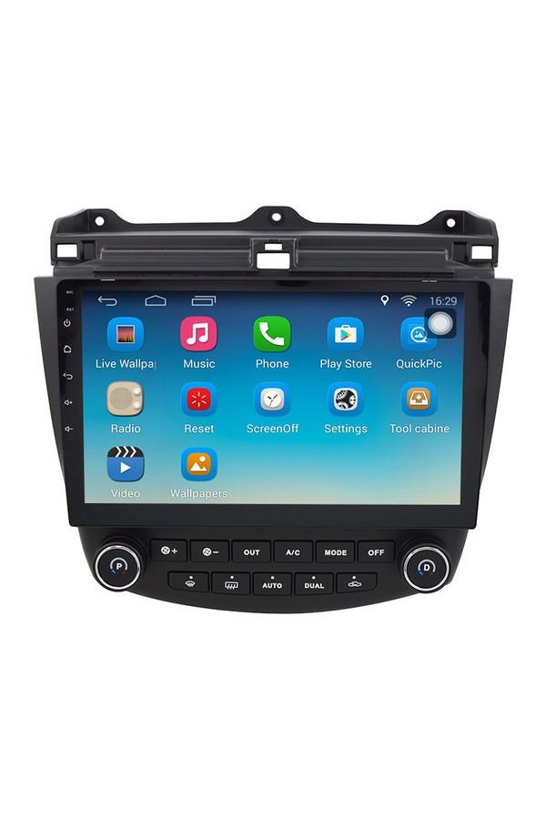 252db0332 Honda Accord 10 Inch Android Navigation Multimedia TV Oem Usb