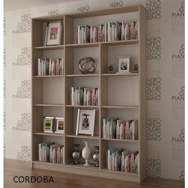 hepsiburada home liya kitaplık - cordoba