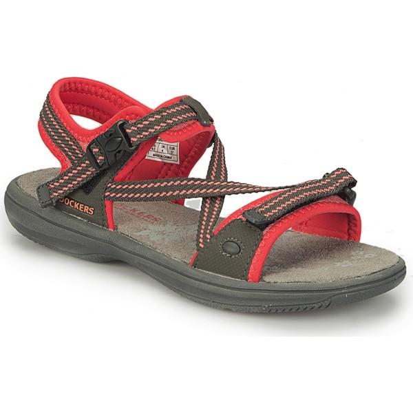 abb6bf2cdbd2 Dockers By Gerli 224906 Koyu Gri Fuşya Kadın Sandalet - 38 Fiyatları ...