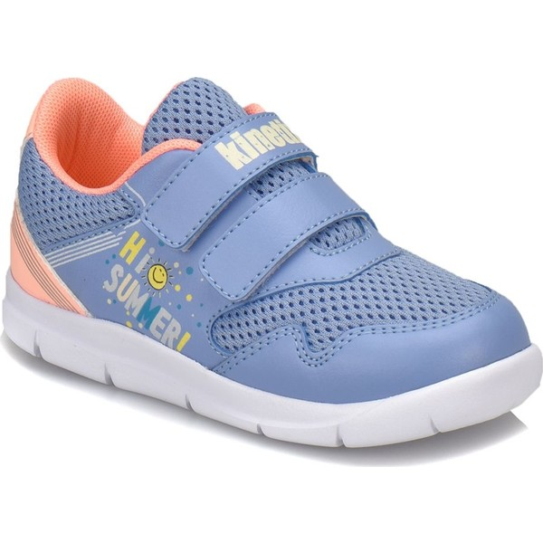 Kinetix Budıno P Açık Mavi Mercan Kız Çocuk Yürüyüş Ayakkabısı
