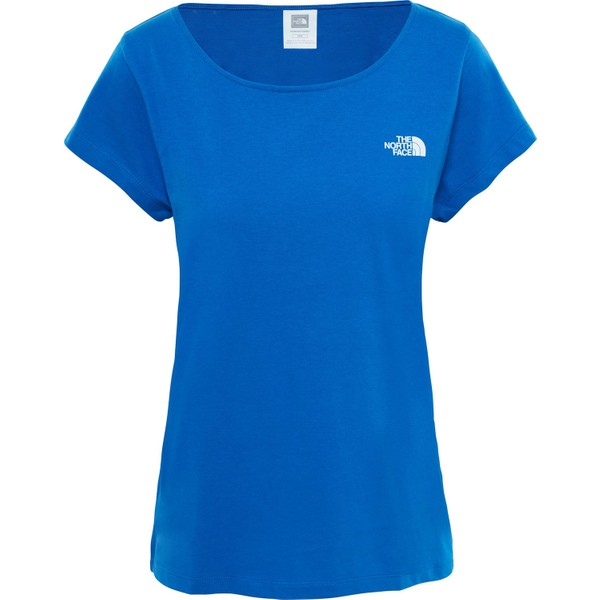d46054cc7 The North Face T93Bobwxn W Redbox S/S Tee Kadın T-Shirt - S - Mavi