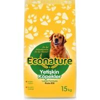 Econature Kuzulu Yetişkin Köpek Maması 15 kg