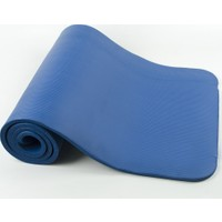 Spor724 Köpük Pilates Matı-Minderi 15Mm. Mavi PM15-10