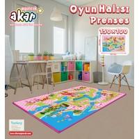 Akar Oyuncak Oyun Halısı Prenses 150 x 100 cm