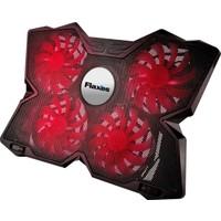 Flaxes FN-3280 Gaming 11-17,3' Tutacaklı Kırmızı Ledli Notebook Soğutucu