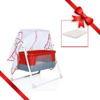 Kadrosan Sepet Besik / Kırmızı - Gri