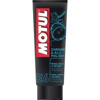 Motul E6 Krom, Nikelaj Ve Aluminyum Yüzey Parlatıcı Motul 100Ml