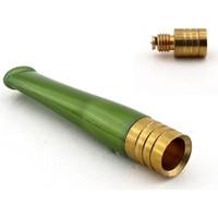 Pipsan Metal Filtreli Sigara Ağızlığı Yeşil Renkli Sa202