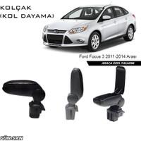 Omsa Ford Focus 3 2011-2014 Arası Orjinal Tip Kol Dayama ( Kolçak )