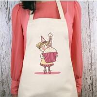 Juno Cupcake Girl Mutfak Önlüğü