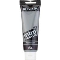 Reeves İntro Akrilik Boya 120Ml - Grey