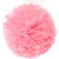Bebekparti Ponpon Çiçek Pembe