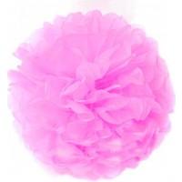 Bebekparti Ponpon Çiçek Lila