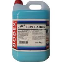 Bodex Flore Max Sıvı Sabun ( Turkuaz Sedefli ) 5 Kg