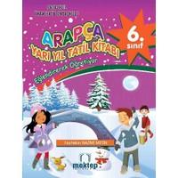 Mektep Yayınları 6. Sınıf Arapça Yarı Yıl Tatil Kitabı