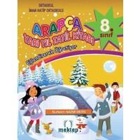Mektep Yayınları 8. Sınıf Arapça Yarı Yıl Tatil Kitabı