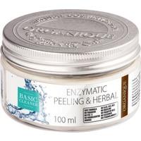 Organique Enzimatik Bitkisel Yüz Peelingi 100 ml.
