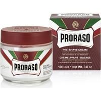Proraso Sandal Ağacı Özlü Tıraş Öncesi Krem 100 ml.