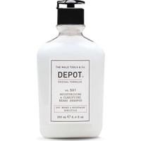 DepotNemlendirici ve Temizleyici Sakal Şampuanı 250 ml.