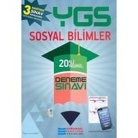Evrensel İletişim Yayınları Ygs Sosyal Bilimler Deneme Sınavı 20 Li Fasikül