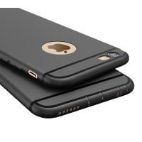 Kkd Apple iPhone 6 /6S Pulus Kılıf Silikon Ultra İnce 360 Tam Koruma