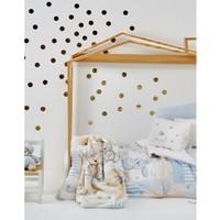 Karaca Home Honey Bunny Mavi Rnf İspanyol Battaniye