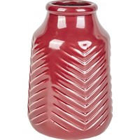 Karaca Home Berry Vazo 21 Cm Wine