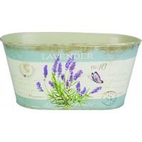 Karaca Home Saksı Lavender 23.5*14*11.5 Cm