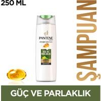 Pantene Şampuan Doğal Sentez Güç ve Parlaklık 250 ml