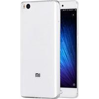 Microsonic Xiaomi Mi 4c Kılıf Transparent Soft Beyaz