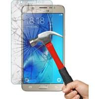 CaseUp Samsung Galaxy J5 2016 CaseUp Kırılmaz Cam Ekran Koruyucu